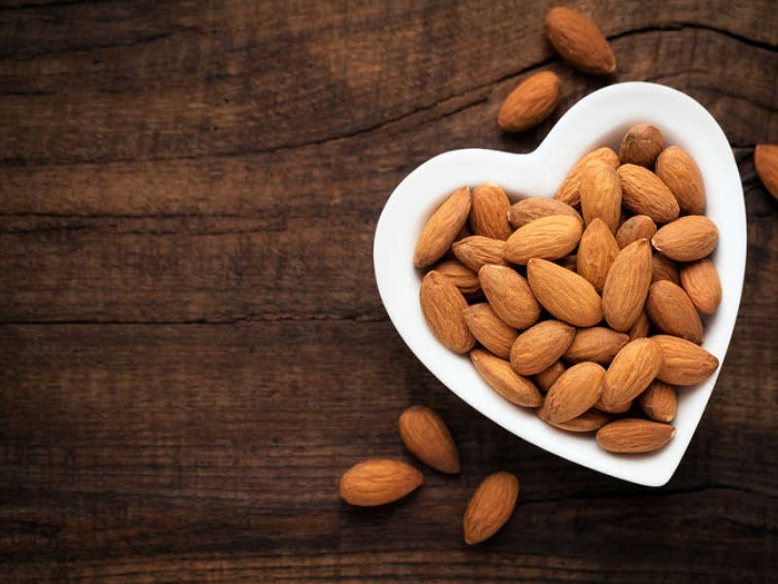 almond-top foods to build muscle